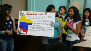 Colombia research group reports.